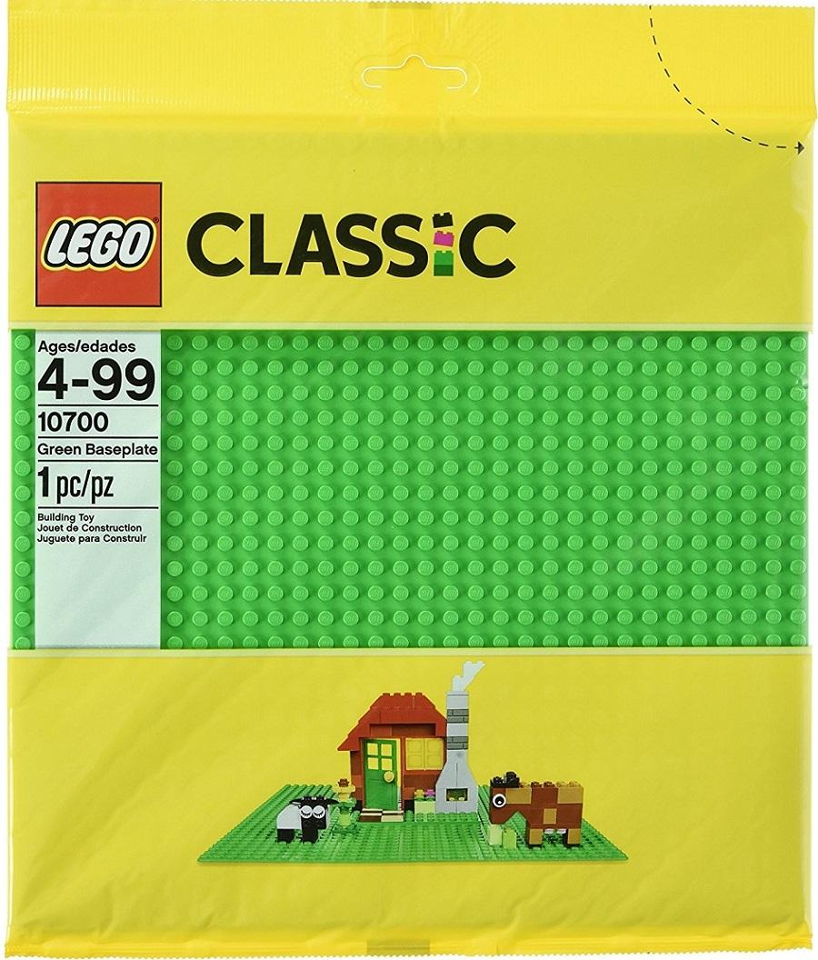 לגו קלאסיק משטח בסיס ירוק 10700 LEGO