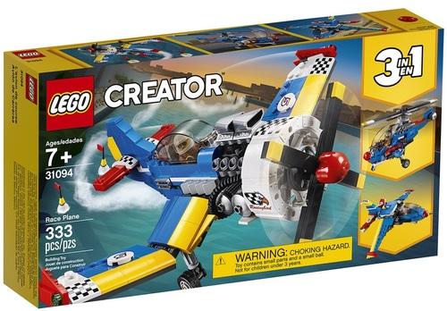 כלי טיס שלושה באחד 333 חלקים 31094 לגו LEGO