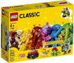 לגו קלאסיק ערכת קוביות בסיסית 300 חלקים דגם 11002 LEGO