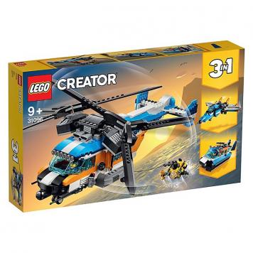 הליקופטר רוטר מסדרת קריאטור 31096 LEGO