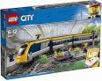 לגו סיטי – רכבת על שלט רחוק 677 חלקים דגם 60197 LEGO