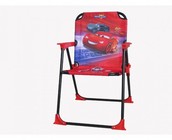 כיסא פטיו מתקפל דגם מכוניות