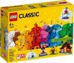 קוביות ובתים דגם 11008 LEGO Classic